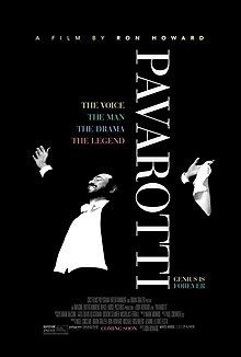 "Ron Howard narra vida ""agridulce"" de Pavarotti en documental"
