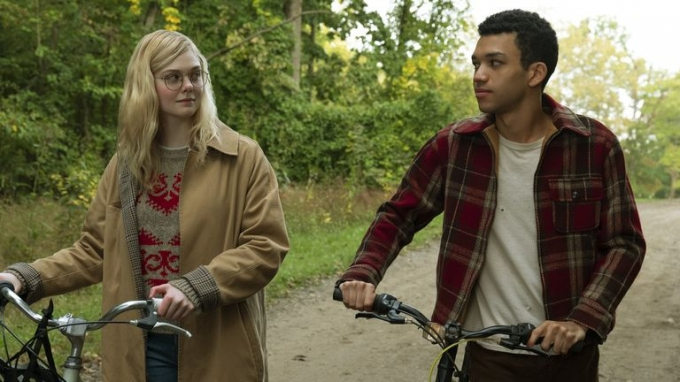 'All the Bright Places': el drama romántico de Elle Fanning