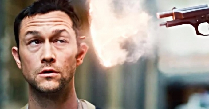 'Project Power': Joseph Gordon-Levitt recibe una bala en la cabeza