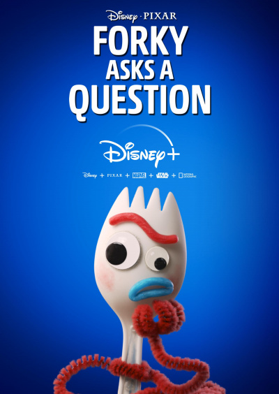 Serie Forky Asks a Question