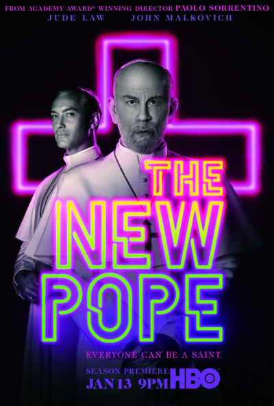 Serie The New Pope