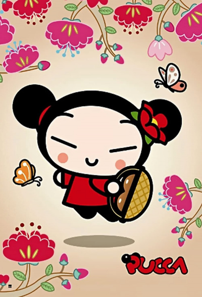 Serie Pucca