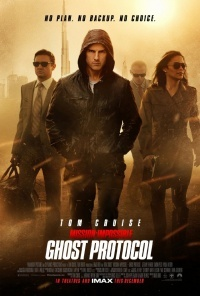 Película Mission: Impossible - Ghost Protocol
