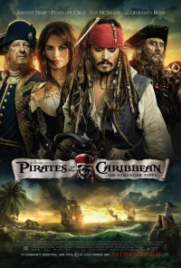Película Pirates of the Caribbean: On Stranger Tides