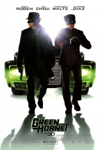 Película The Green Hornet