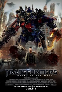 Película Transformers: Dark of the Moon