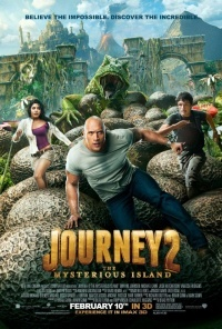 Película Journey 2: The Mysterious Island