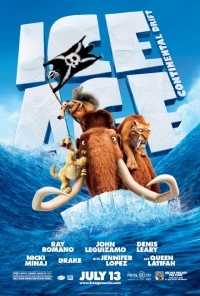 Película Ice Age: Continental Drift