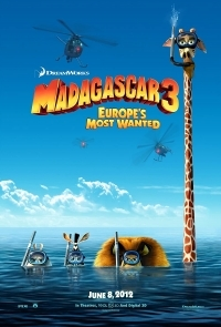 Película Madagascar 3: Europe's Most Wanted