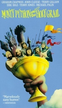 Película Monty Python and the Holy Grail