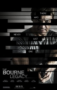 Película The Bourne Legacy