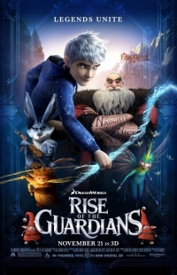 Película Rise of the Guardians