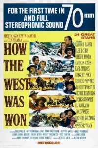 Película How the West Was Won