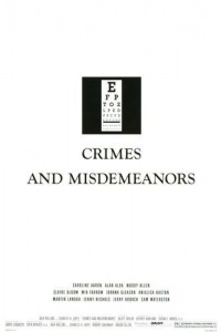 Película Crimes and Misdemeanors