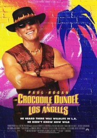 Película Crocodile Dundee in Los Angeles