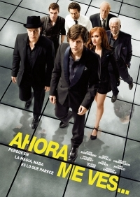 Película Now You See Me