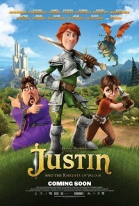 Película Justin and the Knights of Valour