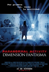 Película Paranormal Activity 5: The Ghost Dimension