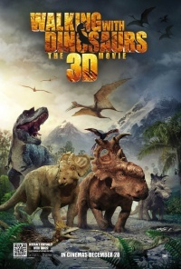 Película Walking with Dinosaurs 3D