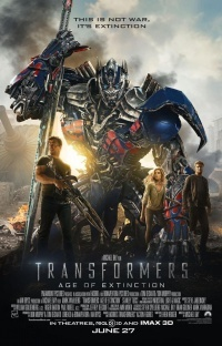 Película Transformers: Age of Extinction