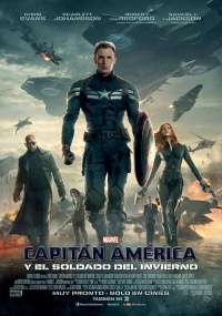 Película Captain America: The Winter Soldier
