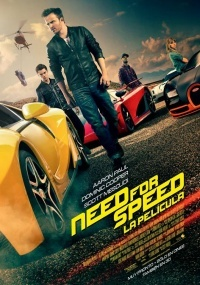 Película Need for Speed