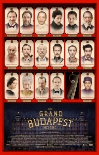 Película The Grand Budapest Hotel