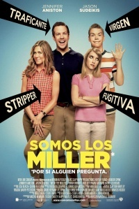 Película We're the Millers