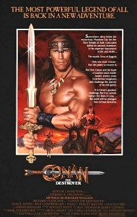 Película Conan the Destroyer