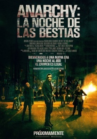 Película The Purge: Anarchy (The Purge 2)