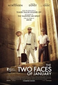 Película The Two Faces of January