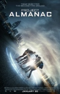 Película Project Almanac (Welcome to Yesterday)