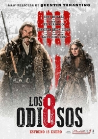 Película The Hateful Eight
