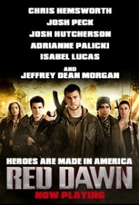 Película Red Dawn