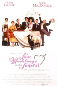 Película Four Weddings and a Funeral