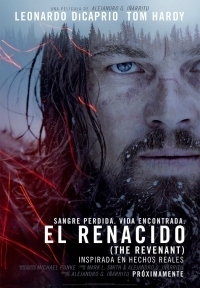 Película The Revenant
