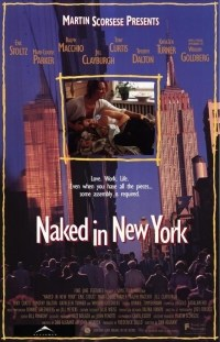Película Naked in New York