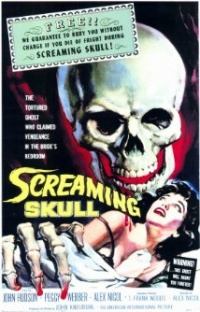 Película The Screaming Skull