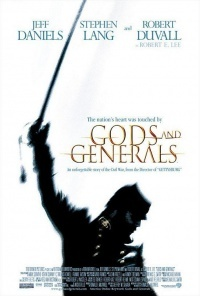 Película Gods and Generals
