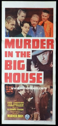 Película Murder in the Big House