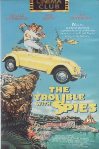 Película The Trouble with Spies