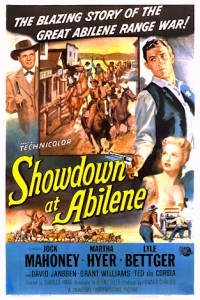 Película Showdown at Abilene