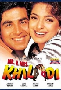 Película Mr. & Mrs. Khiladi