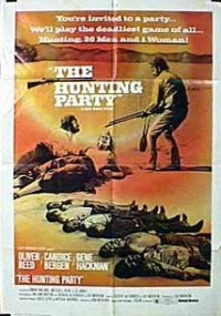 Película The Hunting Party