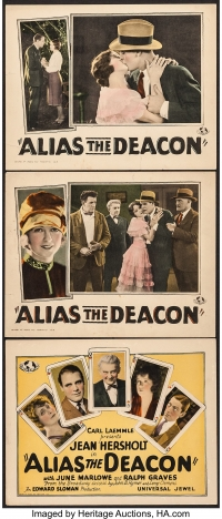 Película Alias the Deacon