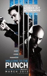 Película Welcome to the Punch