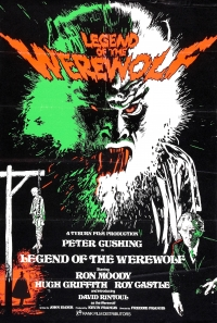 Película Legend of the Werewolf