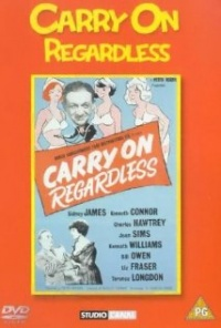 Película Carry on Regardless