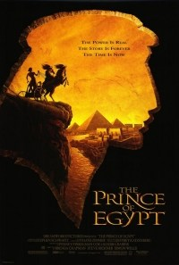 Película The Prince of Egypt