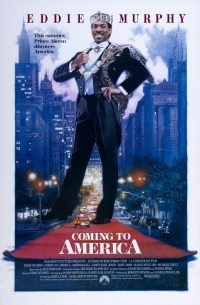 Película Coming to America